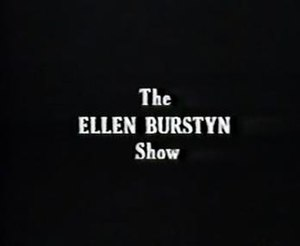 The Ellen Burstyn Show