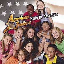 kids in america album