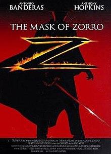 Le Masque De Zorro : masque, zorro, Zorro, Wikipedia