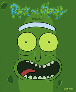 Rick Et Morty Saison 3 : morty, saison, Morty, (season, Wikipedia