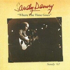 It's Sandy Denny