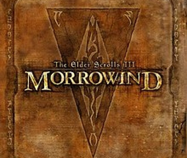 The Elder Scrolls Iii Morrowind Wikipedia