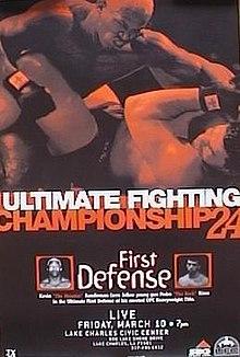 UFC 24  Wikipedia