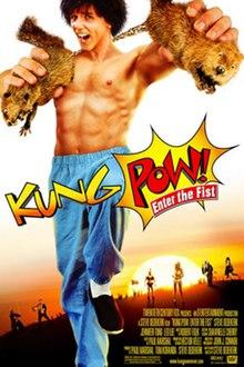 kung pow enter the
