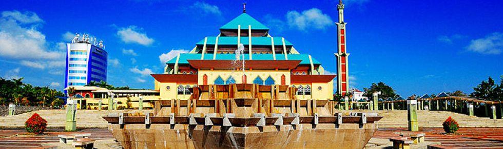 File:Masjid Agung Batam.jpg