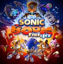 Sonic Boom Fire Amp Ice Wikipedia