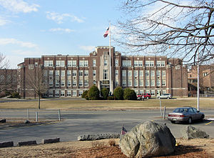 Melrose High School (1932-1974)