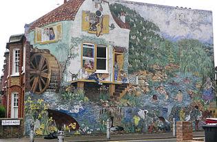 Brixton murals  Wikipedia