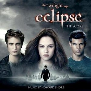 An soundtrack for The Twilight Saga: Eclipse o...