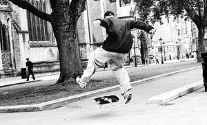 Skate-jumper