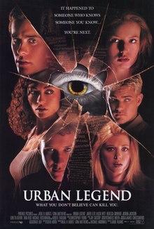 Cheerleader Nightmare Cast : cheerleader, nightmare, Urban, Legend, (film), Wikipedia