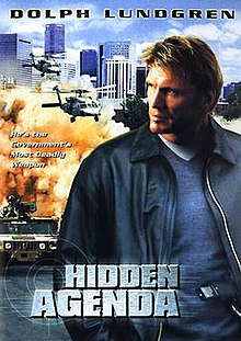 Hidden Agenda 2001 film  Wikipedia