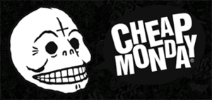 Cheap Monday logo, designed by Vår