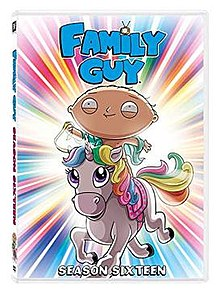 Watch Family Guy Season 16 Online : watch, family, season, online, Family, (season, Wikipedia