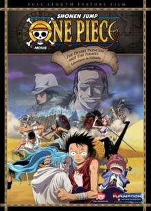 One Piece Episode 807 Sub Indo : piece, episode, Piece, Movie:, Desert, Princess, Pirates:, Adventures, Alabasta, Wikipedia