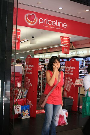 Priceline shopper