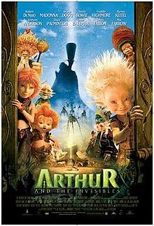 Arthur Et Les Minimoys Distribution : arthur, minimoys, distribution, Arthur, Invisibles, Wikipedia