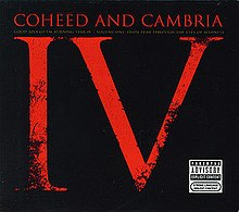 Coheed And Cambria - Good Apollo Tonight I'm Burning Star IV, Volume One: Fear Through The Eyes Of Madness