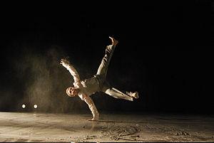 "Matt Cornell in Contemporary Dance work ""..."