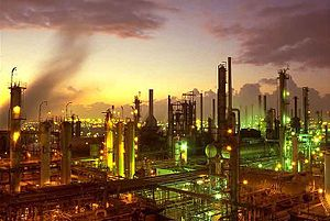pemex oil refinery