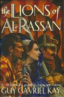 Les Lions D'al-rassan : lions, d'al-rassan, Lions, Al-Rassan, Wikipedia