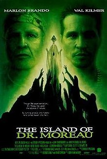 L'ile Du Docteur Moreau Streaming : l'ile, docteur, moreau, streaming, Island, Moreau, (1996, Film), Wikipedia