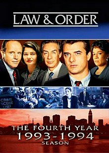 Law Order Season 4 Wikipedia