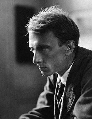 Edward Thomas (1878 - 1917), English poet and ...