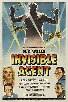 Invisible Agent  Wikipedia