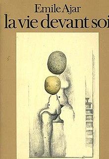 La Vie Devant Soi Romain Gary : devant, romain, Before, Wikipedia