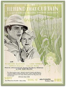 Behind That Curtain Film Wikipedia