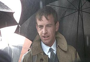 Ian Charleson, who studied the Bible intensive...