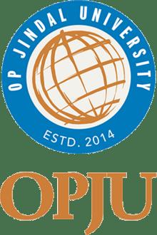 O.P. Jindal University logo.png