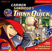 carmen sandiego s thinkquick