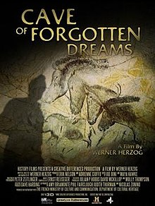 Movie Poster from Cave of Forgotten Dreams