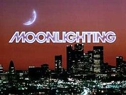 Moonlighting TV Series Wikipedia