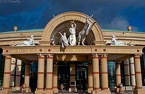 Trafford centre main entrance