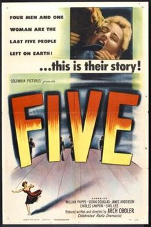 Five 1951 Film Wikipedia