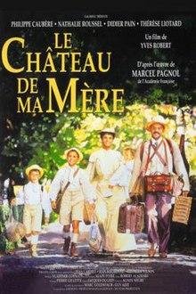 La Maison De Ma Tante : maison, tante, Mother's, Castle, (film), Wikipedia
