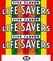 Lifesavers - Five Flavor - 1950's Wrapper