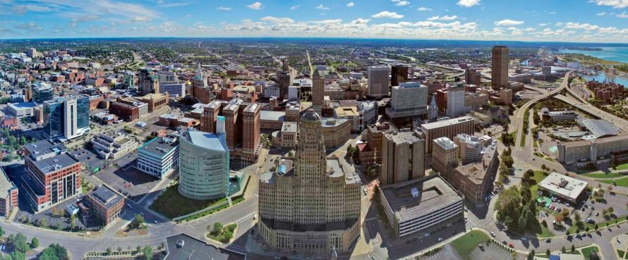 Aerial photo of Buffalo, NY Skyline.jpg