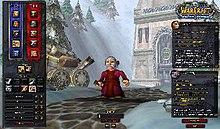 gameplay of world of