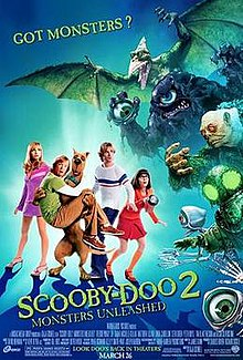 Scooby Doo 2002 Streaming : scooby, streaming, Scooby-Doo, Monsters, Unleashed, Wikipedia