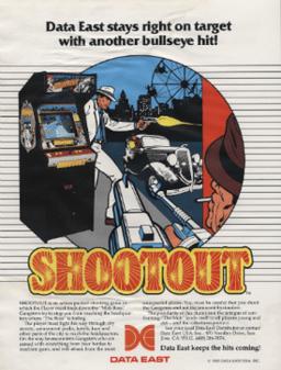 Shootout 1985 video game  Wikipedia