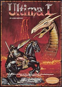 Box art from the 1986 DOS edition.