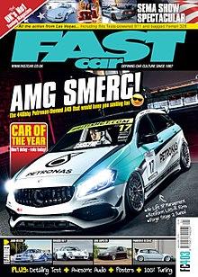 fast car magazine wikipedia