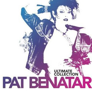 Pat Benatar Ultimate Collection