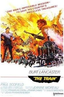 the train 1965 film