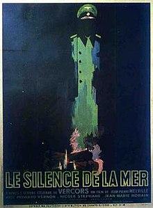 Le Silence de la mer (1949 film) - Wikipedia