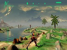Outcast Video Game Wikipedia
